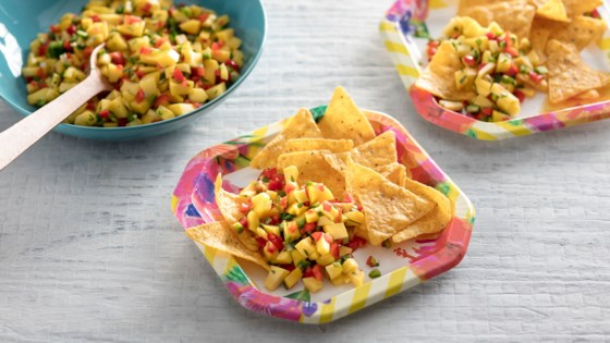 Photo of Mango Salsa by IYENGAR21