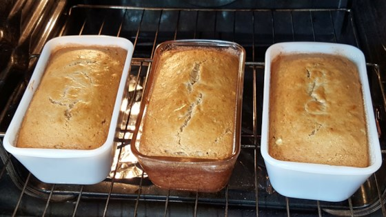 Photo of Banana Sour Cream Bread by Esther Nelson