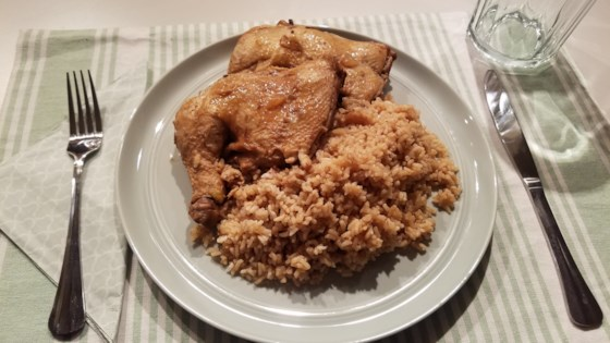 Photo of Pinoy Chicken Adobo by lola