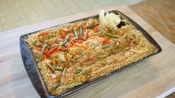 Photo of Chicken and Quinoa Paella by Oliver P Villaescusa