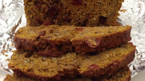 Photo of Pumpkin Quinoa Bread by jabguit