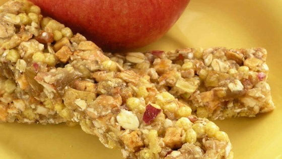 Photo of Applesauce Energy Bars by Mott's