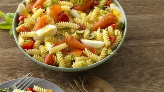 Photo of Barilla® Gluten Free Lox Pasta Salad by Barilla Canada