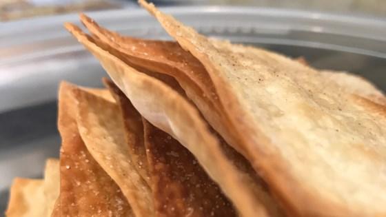 Photo of Cinnamon Sugar Crisps by KELLYNDOUG