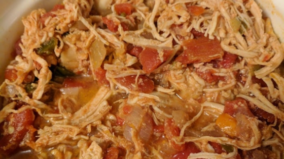 Photo of Slow Cooker Shredded Chicken Tacos by Brendan Dailey