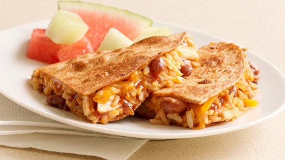 Photo of BBQ Chicken Quesadilla by Uncle Ben's
