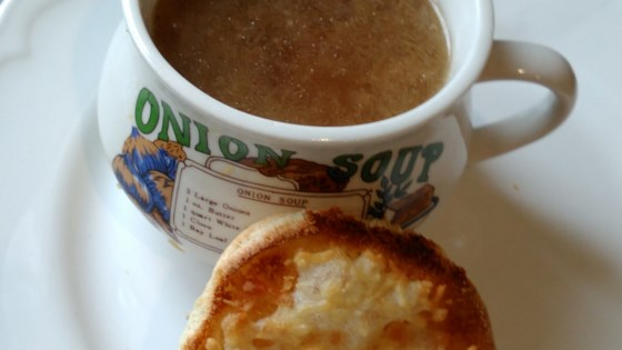 Easy and Amazing French Onion Soup