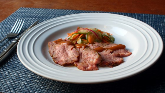 thai dipped beef tri tip review by thomas ledoux