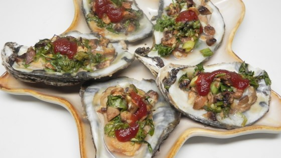 Photo of Open-Faced Oysters by Kiska