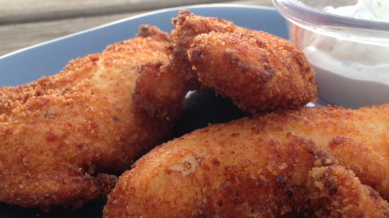 Photo of Kiki's Favorite Deep-Fried Buttermilk Chicken Tenders by Lady Linda