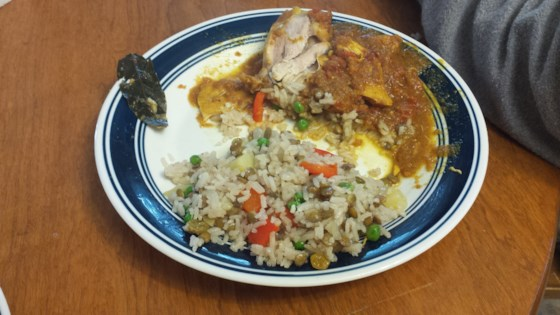 Photo of Indian Spiced Rice by jen