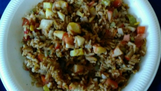 Photo of Crab Fried Rice by Karnjana