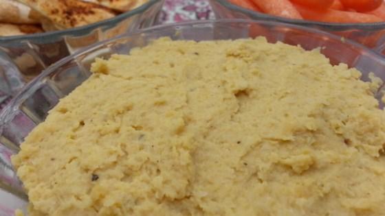 No-Fuss Hummus
