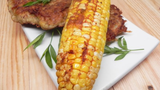 Photo of Beer-Boiled Corn on the Cob by tender hands