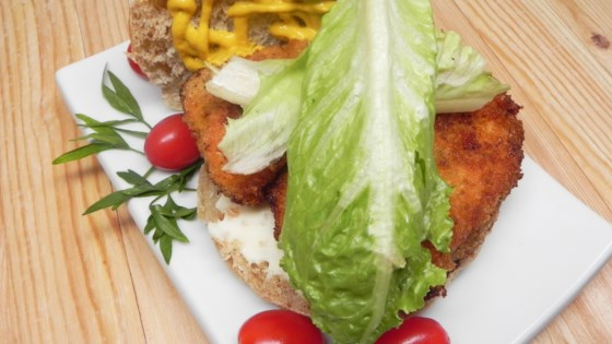 Photo of Schnitzel Sandwich by daniellev14