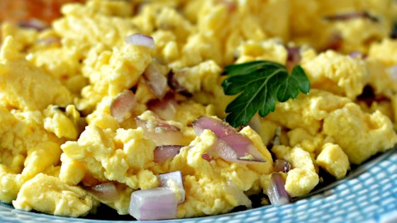 Photo of Perfect Scrambled Eggs by Whitney