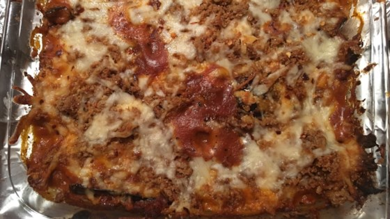 Photo of Eggplant Parmesan Casserole  by Chef John