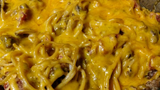 Photo of Cheeseburger Noodle Casserole by RBLAIR