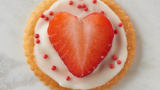 Photo of RITZ Strawberry Hearts by RITZ Crackers