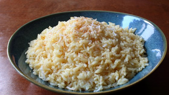 Photo of Savory Coconut Rice by Chef John
