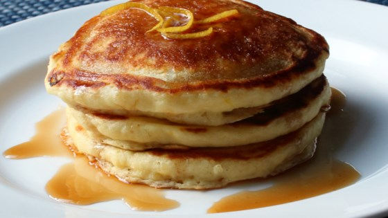Photo of Lemon Ricotta Pancakes by Chef John