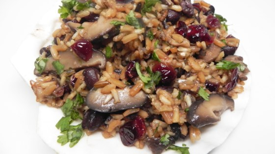 Photo of Brown and Wild Rice Medley with Black Beans by Kate1040