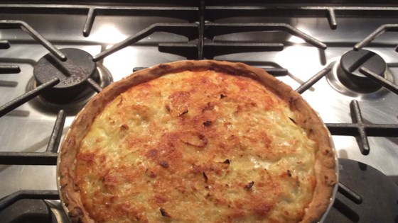 Photo of Vidalia Onion Pie by sweetiepeaz