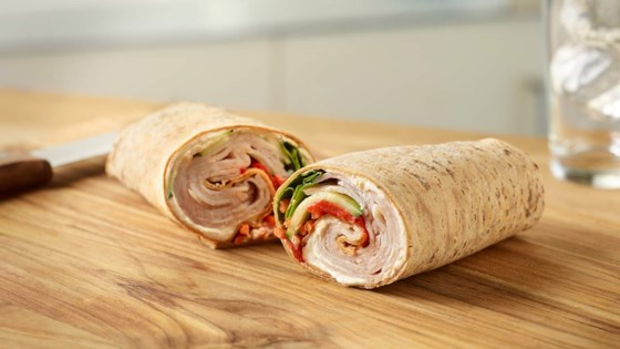 Photo of Crispy Vegetable Turkey Wrap by HORMEL NATURAL CHOICE
