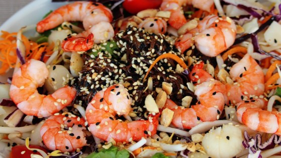Photo of Shrimp and Soba Noodle Salad by Chantal Rogers