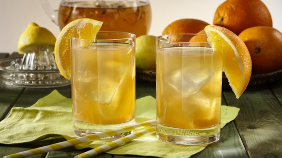 Photo of Tropical Stevia Iced Green Tea by Wholesome