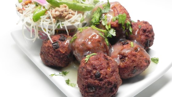 Photo of Chinese Pork Meatballs by Chelsea