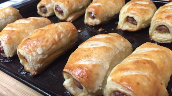 Photo of Mark's English Sausage Rolls by POSHIE25