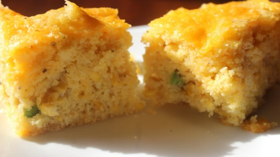 Photo of Mexican Style Cornbread by Lynn Gibson