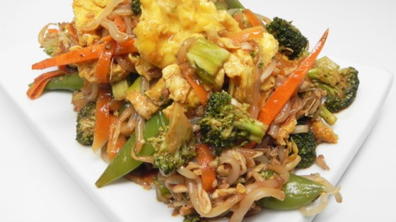 Photo of Moo Shu Vegetable Stir Fry by Michael Nicely