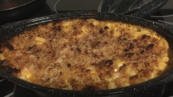 Photo of Scallop and Bacon Mac N' Cheese by Jason Ponticelli