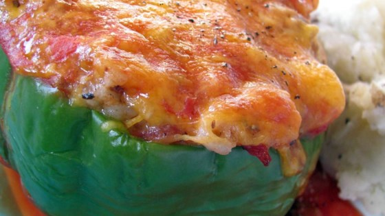 Photo of Stuffed Green Peppers I by Suzanne M. Munson
