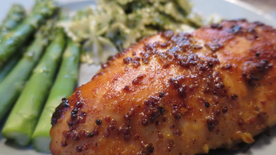 Photo of Curried Honey Mustard Chicken by Priscilla