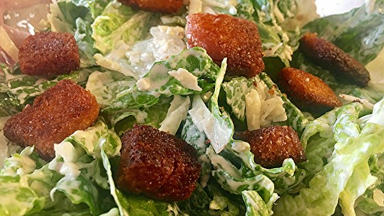 Photo of Caesar Salad Supreme by Karen  Weir