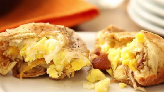 Photo of Bacon, Egg, and Cheese Breakfast Bombs by Julie Hubert