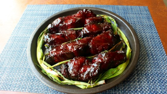 Photo of Chinese Barbeque Pork (Char Siu) by Chef John