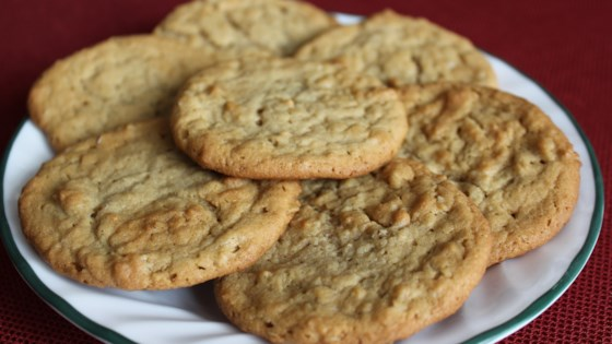 Photo of Oatmeal Peanut Butter Cookies by Michele