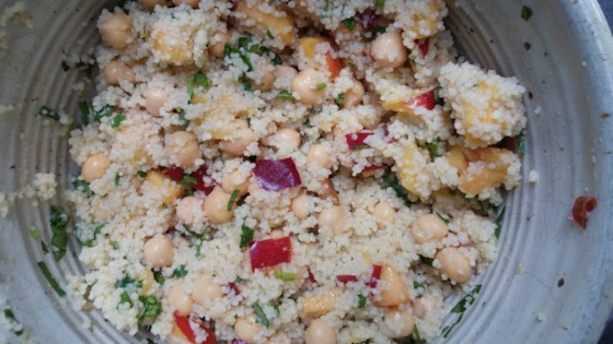 Photo of Nectarine Couscous Salad by Shelli S.