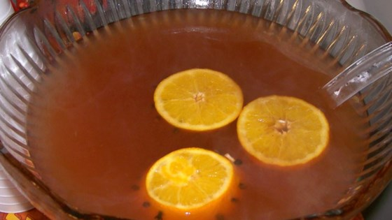Photo of Warm and Spicy Autumn Punch by Michele O'Sullivan