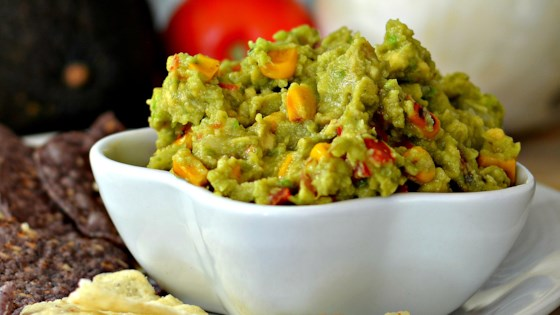 Corn and Avocado Dip