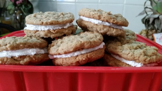 Photo of Oatmeal Whoopie Pies by Vonieta Stogner