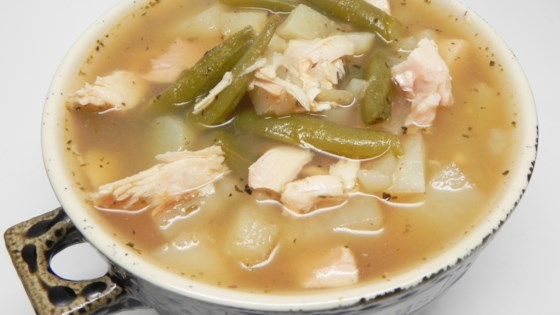 Photo of Smoked Turkey Wing Soup by Marilee M MacAgy