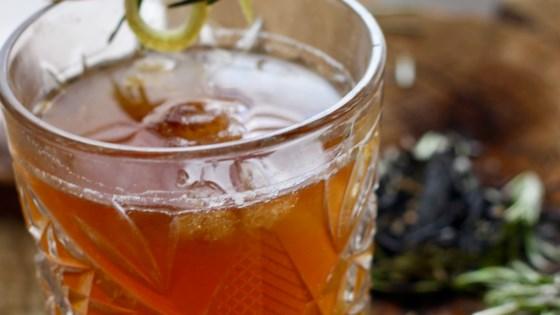 Photo of Rosemary Smoked Coffee Lemonade by Naomi B