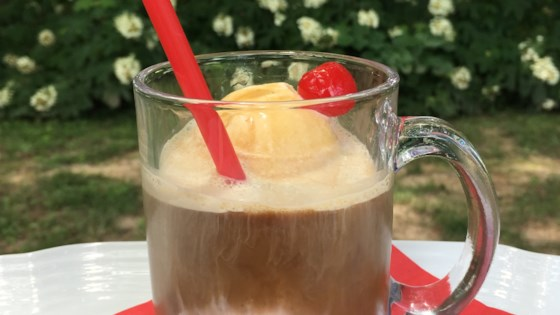 Photo of Simple Summer Java Float by Paula