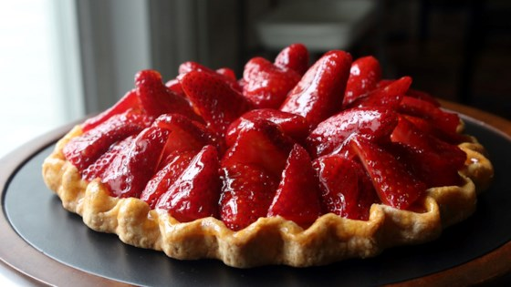 Photo of Fresh Strawberry Tart by Chef John