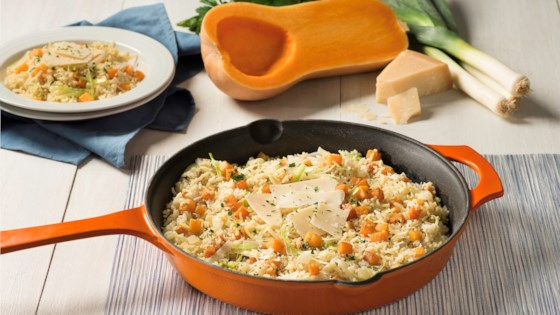 Photo of Creamy Parmesan Rice & Butternut Squash by Uncle Ben's